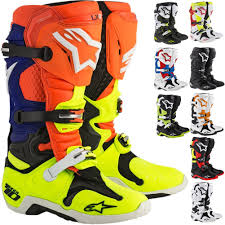 most comfortable motocross boots tech 10 motocross boots