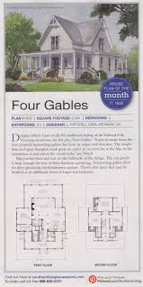 Four Square Floor Plan by 1276 Best House Plans Images On Pinterest Garage Apartments