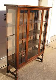china cabinet oak china cabinets and hutches for sale corner