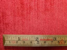 fuschia soft pile designer velvet curtain upholstery fabric loversiq