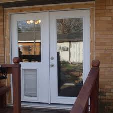 Patio Door With Pet Door Built In Patio Door Pet Door Handballtunisie Org