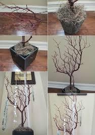 diy tutorial jewelry holders how to make tree branch jewelry