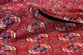 bukhara tappeto bukhara tekke antico cm 190x115 tea tappeti