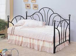 bedroom gorgeous bedroom design with classic white iron bed frame