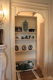Secret Compartment Bookcase Exterior Antique Bookcase Secret Passage With Retro Hardwood And