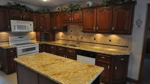 Backsplash Ideas For Kitchens With Granite Countertops Marvelous 24 Beautiful Granite Countertop Kitchen Ideas