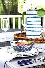 Summer Entertaining Ideas - summer entertaining tips for al fresco dining on sutton place