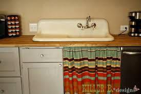 A Handbuilt Vintage Country Kitchen Killer B Designs - Old fashioned kitchen sinks