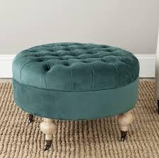 Round Ottoman Mcr4601c Ottomans Furniture By Safavieh