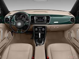 volkswagen inside 2017 volkswagen beetle pictures dashboard u s news world report