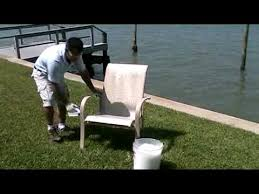 How To Clean Patio Chairs Cleaning Sling Patio Furniture From Leaders Casual Furniture