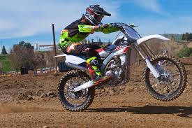 motocross race track 2017 yamaha yz450f review motocross track test