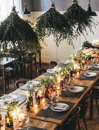 Decoration For Christmas Dinner Table by Best 25 Christmas Tables Ideas On Pinterest Christmas