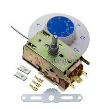 thermostats fuses clixons and sensors refrigeration lategan
