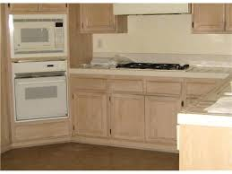 White Stained Cabinet Kitchen  Tlingoco - Painting oak kitchen cabinets white