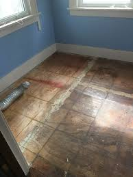Groutable Vinyl Floor Tiles by How To Install Groutable Tile Without Burning Your House Down