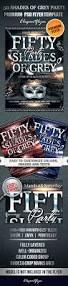 50 shades of grey party 2 u2013 premium club flyer psd template u2013 by