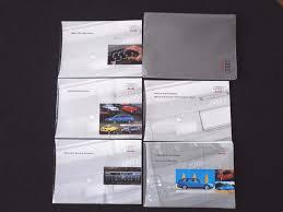 1998 audi a4 avant owners manual set for sale carmanuals com