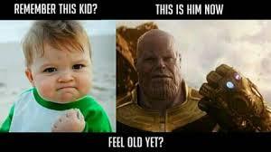 Yes Meme - yes meme kid and thanoa baklol me