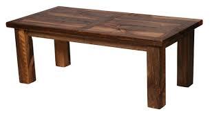 weathered pine coffee table weathered pine coffee table lodge craft