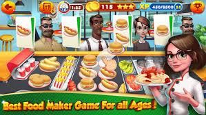 jeux de cuisine fast food jeux de cuisine restaurant chef aliments fabricant dans l app store