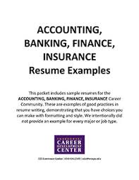 Finance Resume Sample by Resume Samples West Chester University