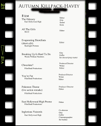 video resume examples edited resume format video resume format resume cv cover letter freelance video editor resume examples filmmaker format homer