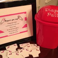 6 tips for a simple elephant baby shower encouragement diapers