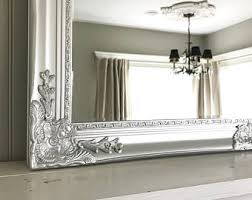 Shabby Chic Large Mirror by Gold Ornate Wall Mirror Large Leaning Mirror Dressing Room