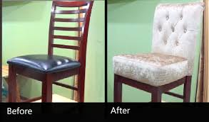 how to reupholster dining room chairs how to reupholster a chair alo upholstery youtube