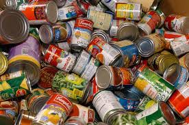 high point academy thanksgiving canned food drive