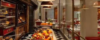 cuisine bourgogne alvear palace hotel la bourgogne restaurant