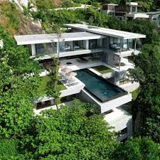 home design ideas stunning ocean view home in phuket thailand