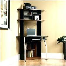 Computer Armoire Desk Cabinet Corner Computer Cabinet With Doors Computer Armoire