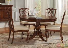 Formal Dining Room Set Riverside Dining Room Round Dining Table Pedestal 21252 Home