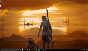 afficher sur le bureau afficher le bureau windows 10