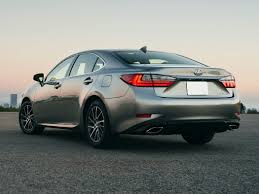 is lexus es 350 a good car 2018 lexus es 350 deals prices incentives u0026 leases overview