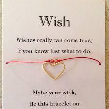 diy bracelet with charm images Lisa yang 39 s jewelry blog wish bracelet charms card and poem diy jpg