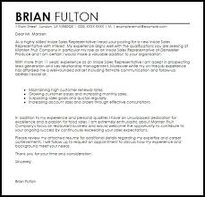 sales cover letter examples lukex co