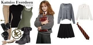 Katniss Everdeen Halloween Costume Tweens 9 Halloween Costumes Lazy Girls Fashion Style Magazines