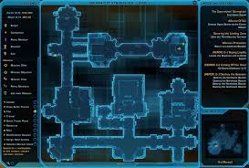 Swtor Map Image Tor Map Png Wookieepedia Fandom Powered By Wikia