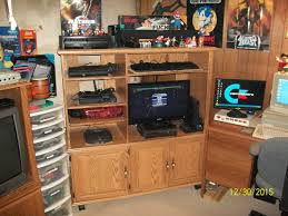 c64er u0027s game room show us your collection atariage forums