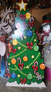 christmas wood cutouts debra grayson