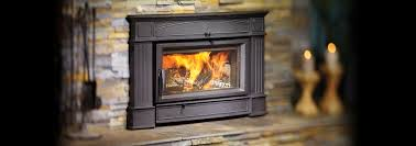 hi400 hampton large hybrid catalytic wood insert wood fireplace
