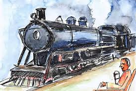 down memory lane those days of steam engines the hindu
