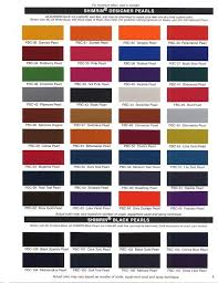 dupont hues color chart real fitness