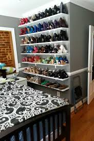14 best shoe storage wall images on pinterest shoes dresser and
