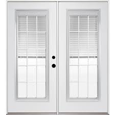 shop reliabilt 71 375 in blinds between the glass unfinished steel