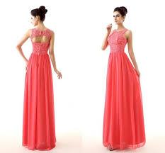 coral dresses for wedding guests coral wedding dresses uk simple beaded halter neck crisscross