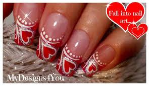 hearts nail art gallery nail art designs